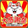 太っちょ猫【感謝編】