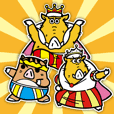 Inobootan's Royal Family