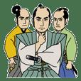 Samurai conversation