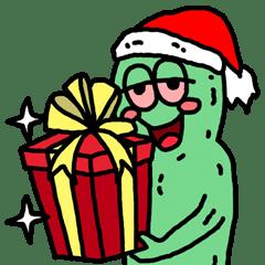 緑ちゃん メリクリスマス