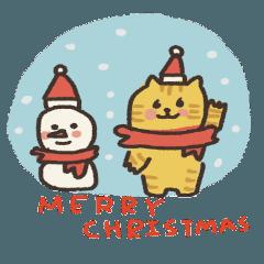 豆皮君 群組用語 聖誕節快樂 9
