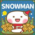 雪人君-聖誕模式