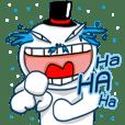 HAHaHa Snow funny