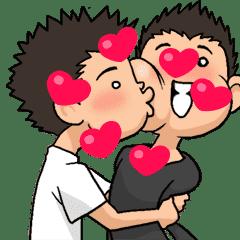 動!同志們的愛情表現3 可愛版