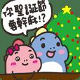 叭叭瀧小怪獸-聖誕節出遊去