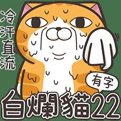 ランラン猫 22 (台湾版)