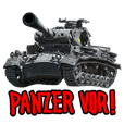 PANZER VOR! (tank)