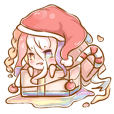 Color Child-Christmas ver