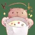 """Capybara """"Kapi-kun"""""""