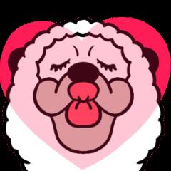微笑的羊駝 5