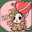 小鹿利比-DEER LIBBY
