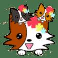 パピヨン犬 ゆるパール♪ 第2弾
