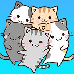 おちゃめなネコたち【基本編】