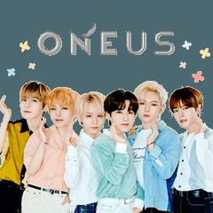 ONEUS Sticker