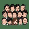 Shishimaru Sticker
