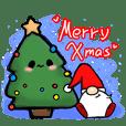 暖心聖誕小老頭