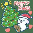 粉紅怪獸-粉嫩聖誕節