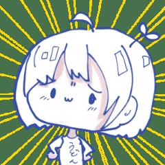 うどんちゃんのすたんぷ