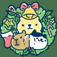 熊豚貓的聖誕好快樂