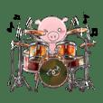 子猪和樂器
