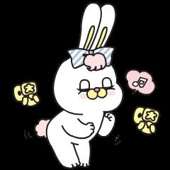 粉紅莉可兔 第三彈 活潑朝氣篇