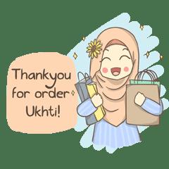 96 Koleksi Gambar Kartun Muslimah Ceria HD Terbaru