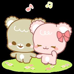 Sugar Cubs: Mocha & Latte (With Sound)