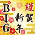 【BIG】毎年使える大人のお正月&冬