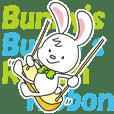 Bunny's ribbon