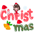 Sangdaw Merry Christmas Big word