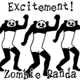 *excitement!!* Dancing Zombie Panda (En)