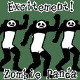 *excitement!!* Dancing Zombie Panda (En)