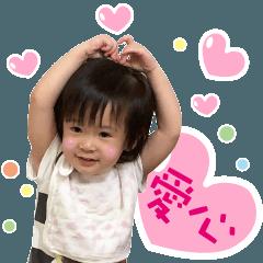 可愛寶貝Bonnie(1-2Y)