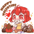 Strawberry's Valentine