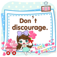 Encouragement and concern for you Vol.1