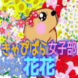 Kyapibara Girls Club flower flower