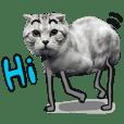 Zombie Cat Yeel
