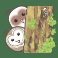 Tabedaifukurou (Yummy Owls)