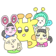 Chamu's friends