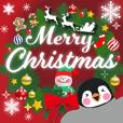 ずっと使える大人のクリスマス(冬+正月)