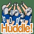 TGU American football SNAILS
