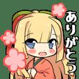 Shikihime Sticker 2