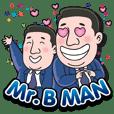 Mr. B man