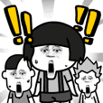MOGUTOU Animated Stickers 7