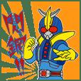 「シージェッター海斗」スタンプ ★第1弾★