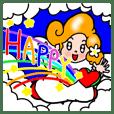 HAPPY ANGEL-CHAN