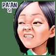 Girl's Derp Face : Sachet