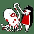 布魯迪和小章魚