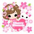 cherry blossom-Chinese (Traditional) -