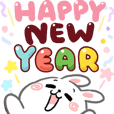 N9: CHEER Rabbit Happy Year 2021